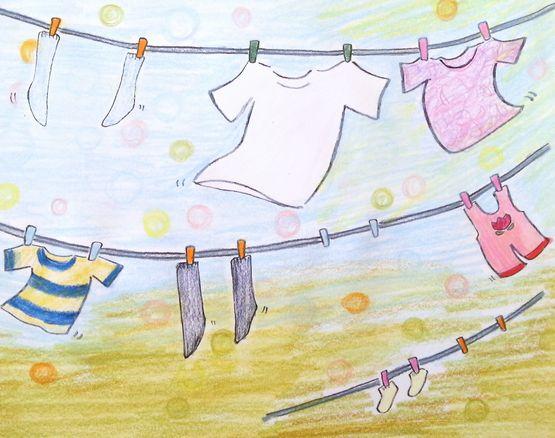 あなたの好きな色、子どもの頃の嬉しい記憶とつながっているかもしれません。色彩心理のはなし