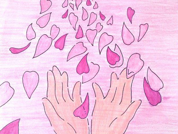 どんなピンク色に惹かれますか?トーンによっても気持ちが違います。色彩心理のはなし