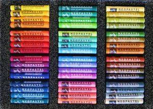 48色ネオパステル