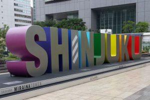 SHINJUKU-8色